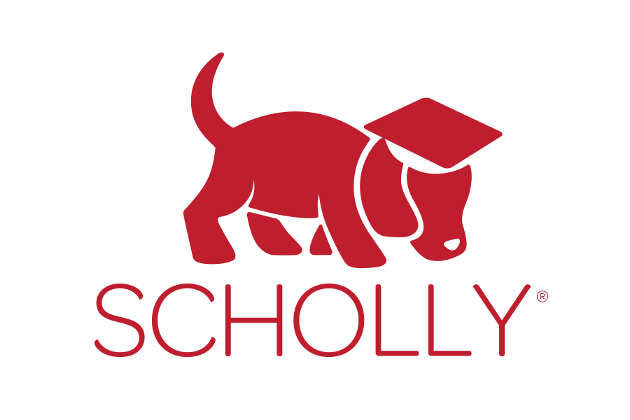 Scholly Vertical Logo