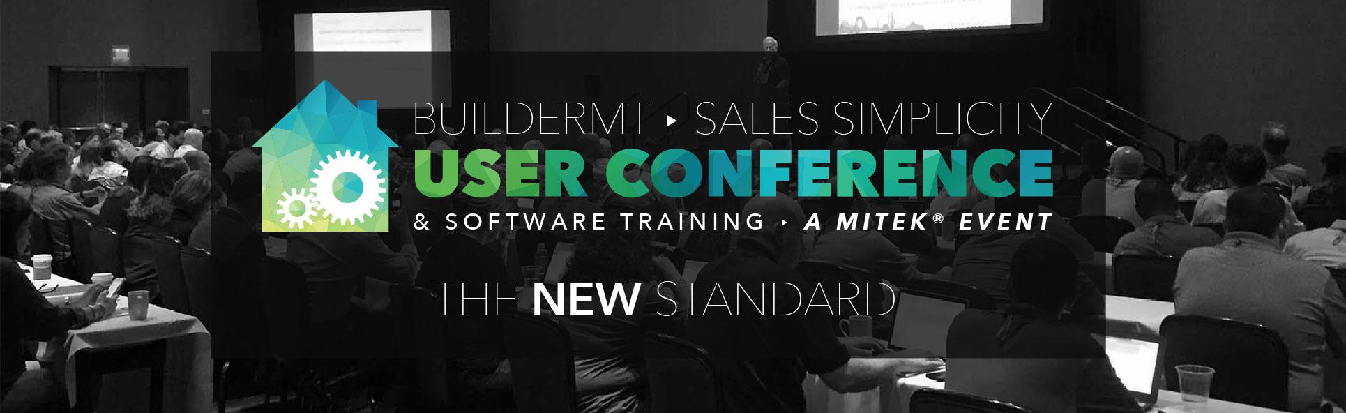 BuilderMT / Sales Simplicity Client Conference 2018