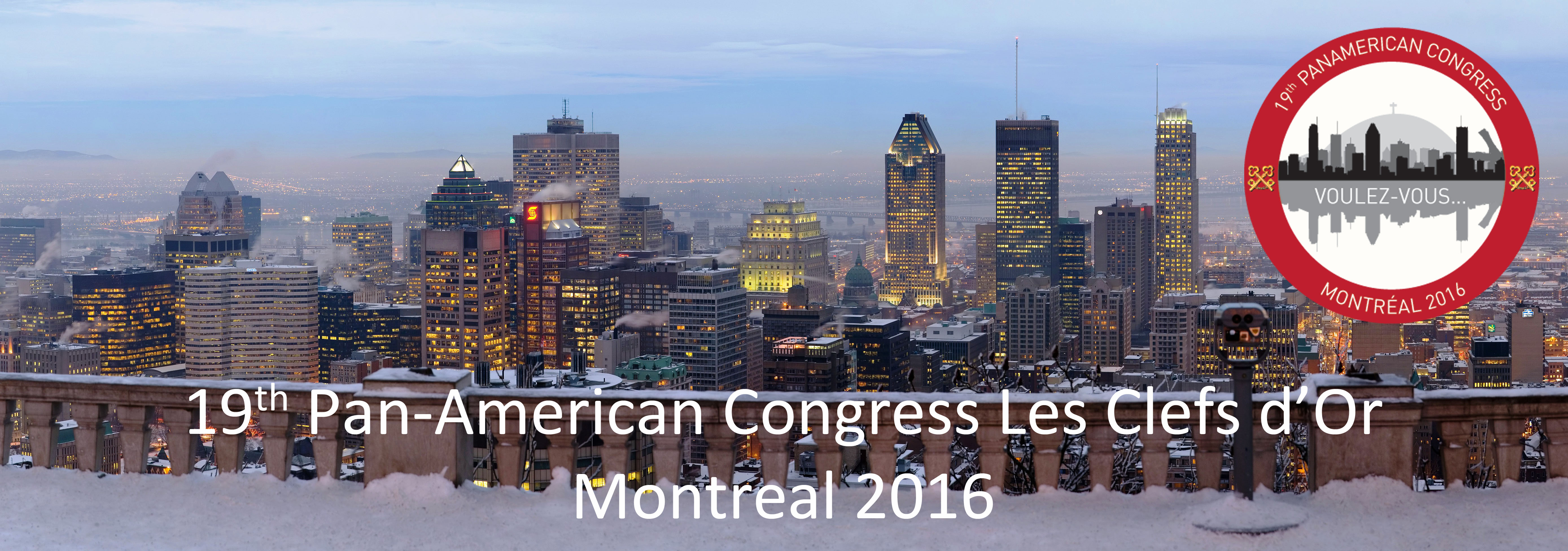 The 19th Pan-American Congress Les Clefs d'Or