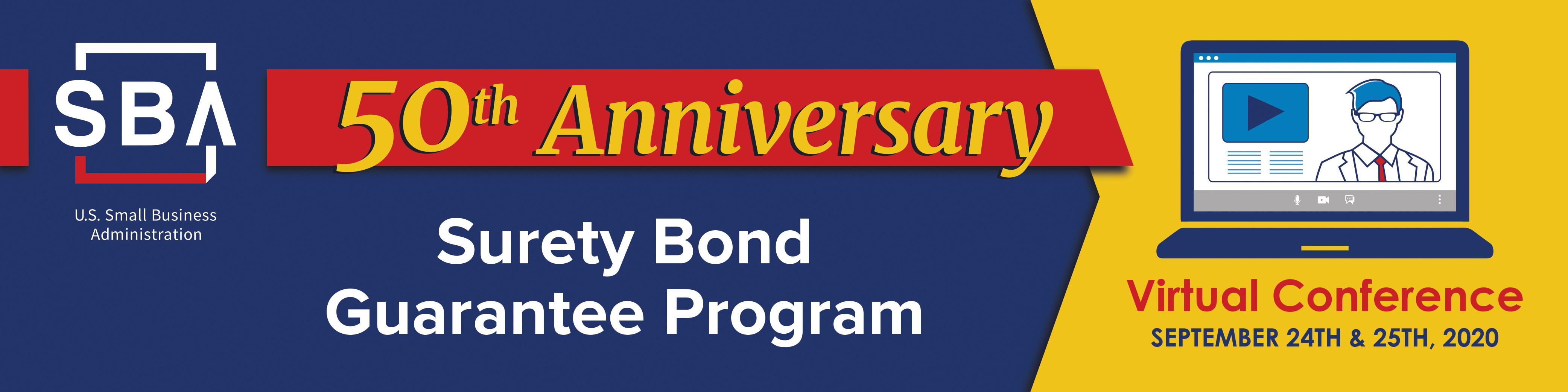 SBA Surety 50th Anniversary Event