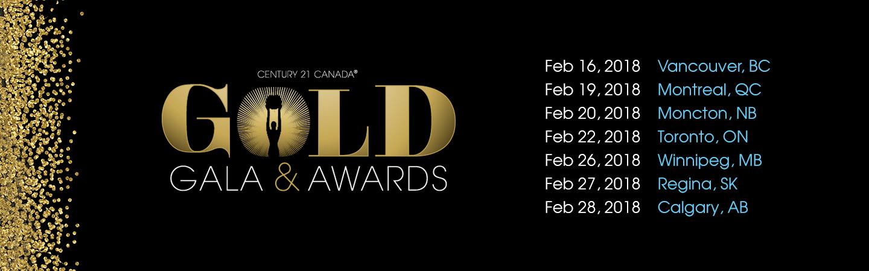 CENTURY 21 Gold Gala & Awards