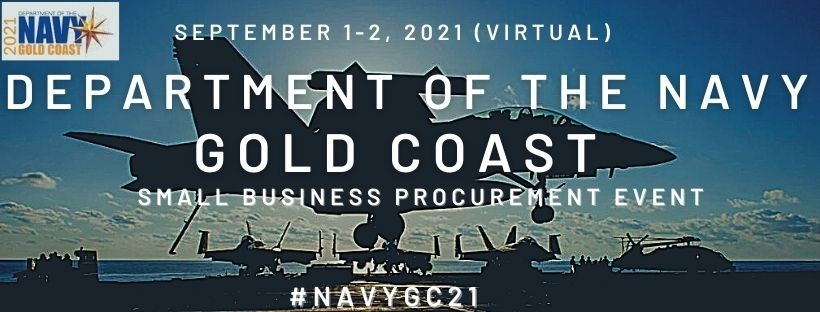 The Dept. of the Navy Gold Coast Small Business Procurement