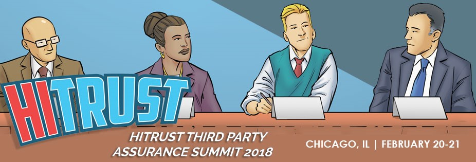 HITRUST Third Party Assurance Summit 2018