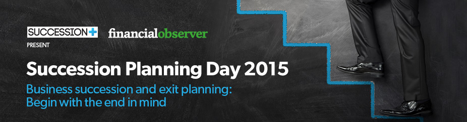 Succession Planning Day 2015