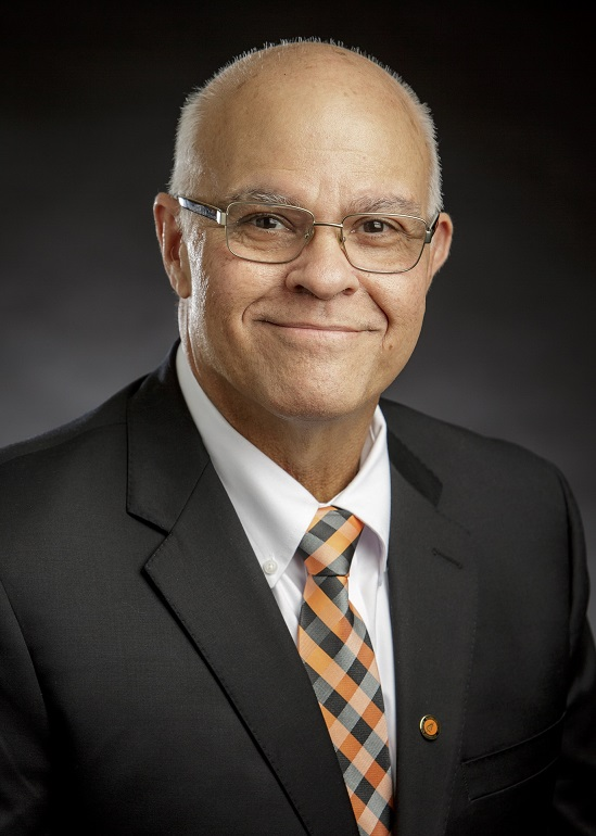 Photgraph of Dean Carlos Risco