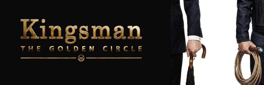 Kingsman - The Golden Circle - LUX Style