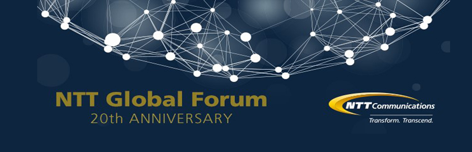 2018 NTT Global Forum - 20th Anniversary