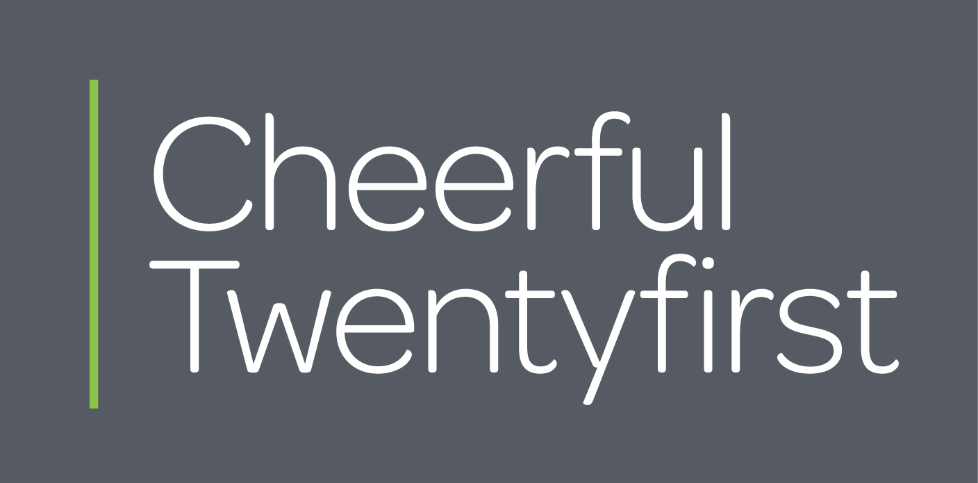 cheerful final logo