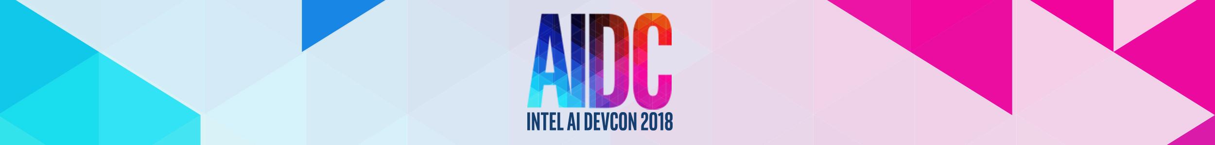Intel AI DevCon 2018