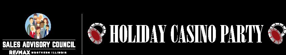 Holiday Casino Party