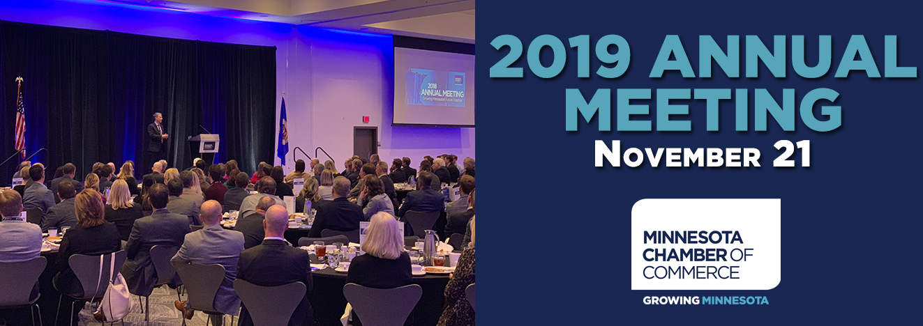 2019 Annual Meeting: Evolving Minnesota's Economy for the Future