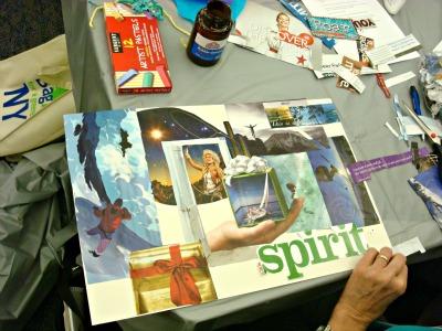 Spirit collage 2011