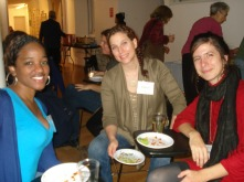 3 Girls at Pratt 2011