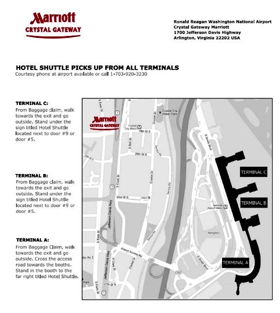Marriott Airport Shuttle-r