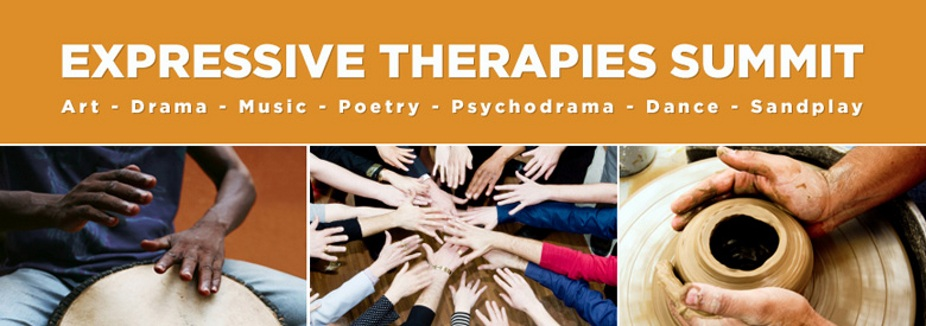 Expressive Therapies Summit: Registration Site