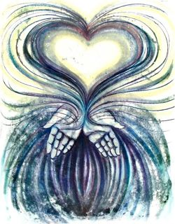 Heart Hand Flow