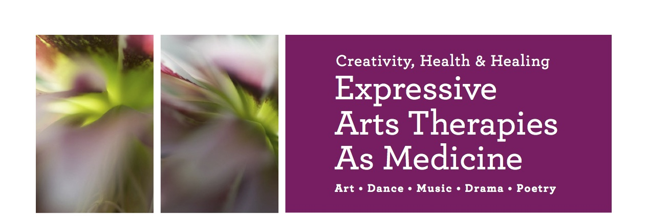 Expressive Arts Therapies As Medicine - 2013 Spring Institute