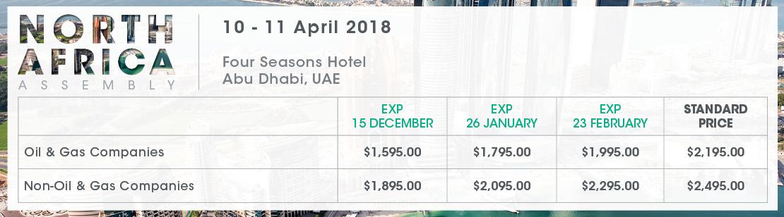 NAA pricing 12.10.17