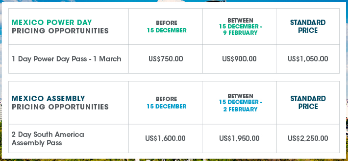 CVENT mexico power day-mexico-reg page pricing 201