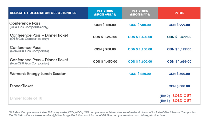 2018 Canada Price List Cvent 710px V3