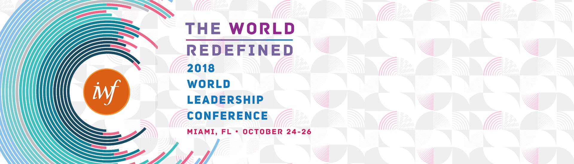 2018 World Leadership Conference