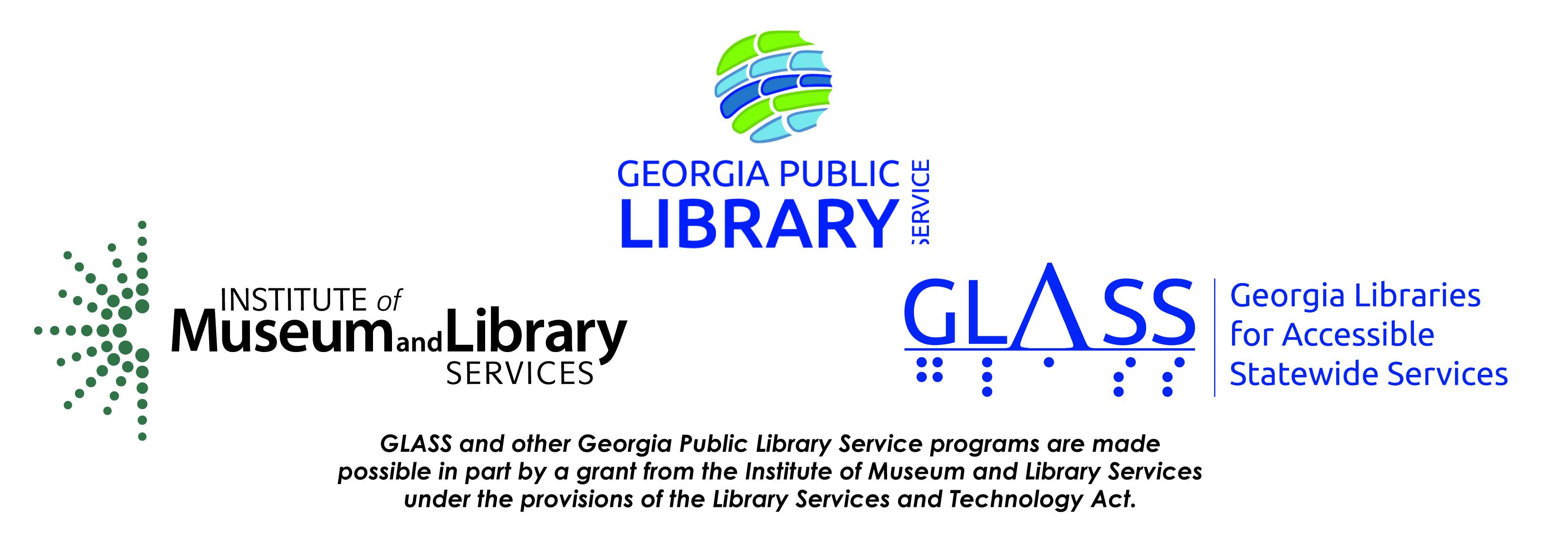 Georgia Public Library Banner