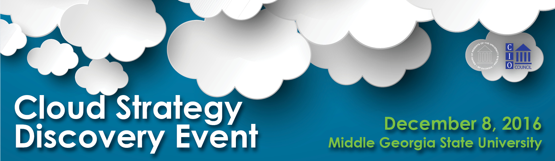 Cloud Strategy Discovery Event 11-2-16