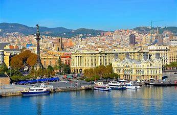 Barcelona - Welcome Page