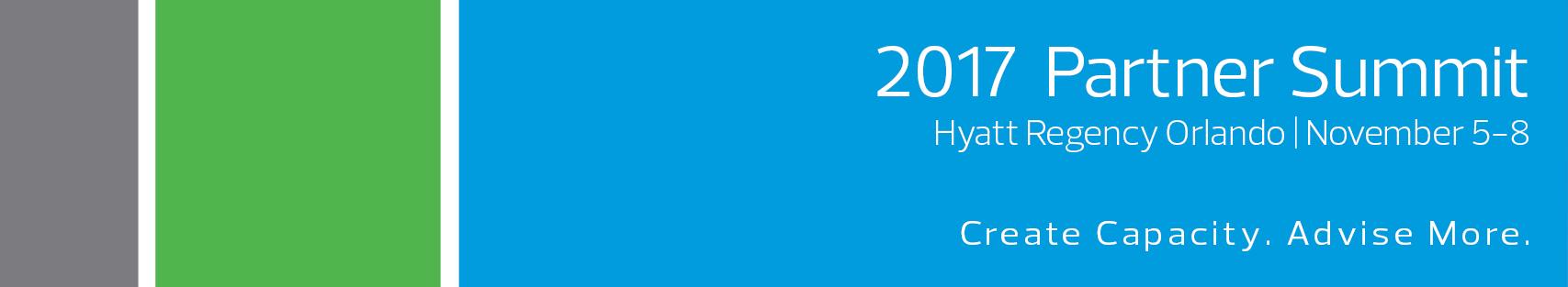 2017 Firm Foundation Partner Summit Sponsorship