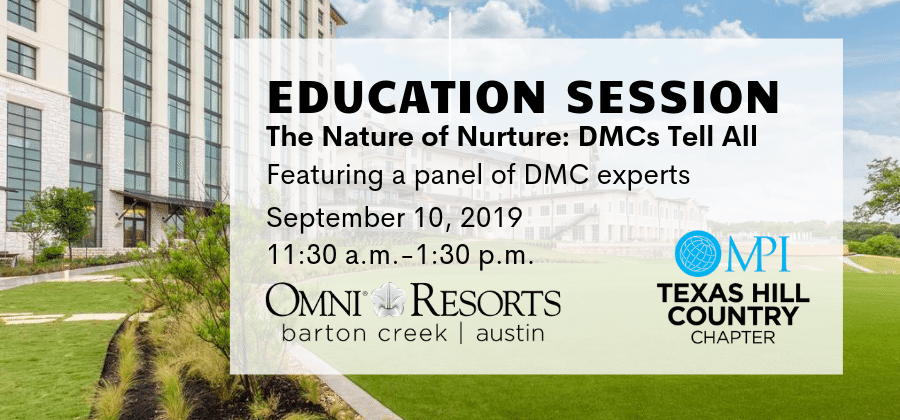 Education Session - September 10, 2019