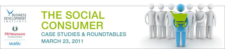 The Social Consumer – Case Studies & Roundtables