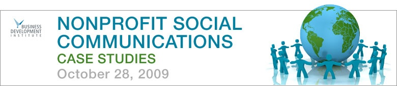 Nonprofit Social Communications – Case Studies