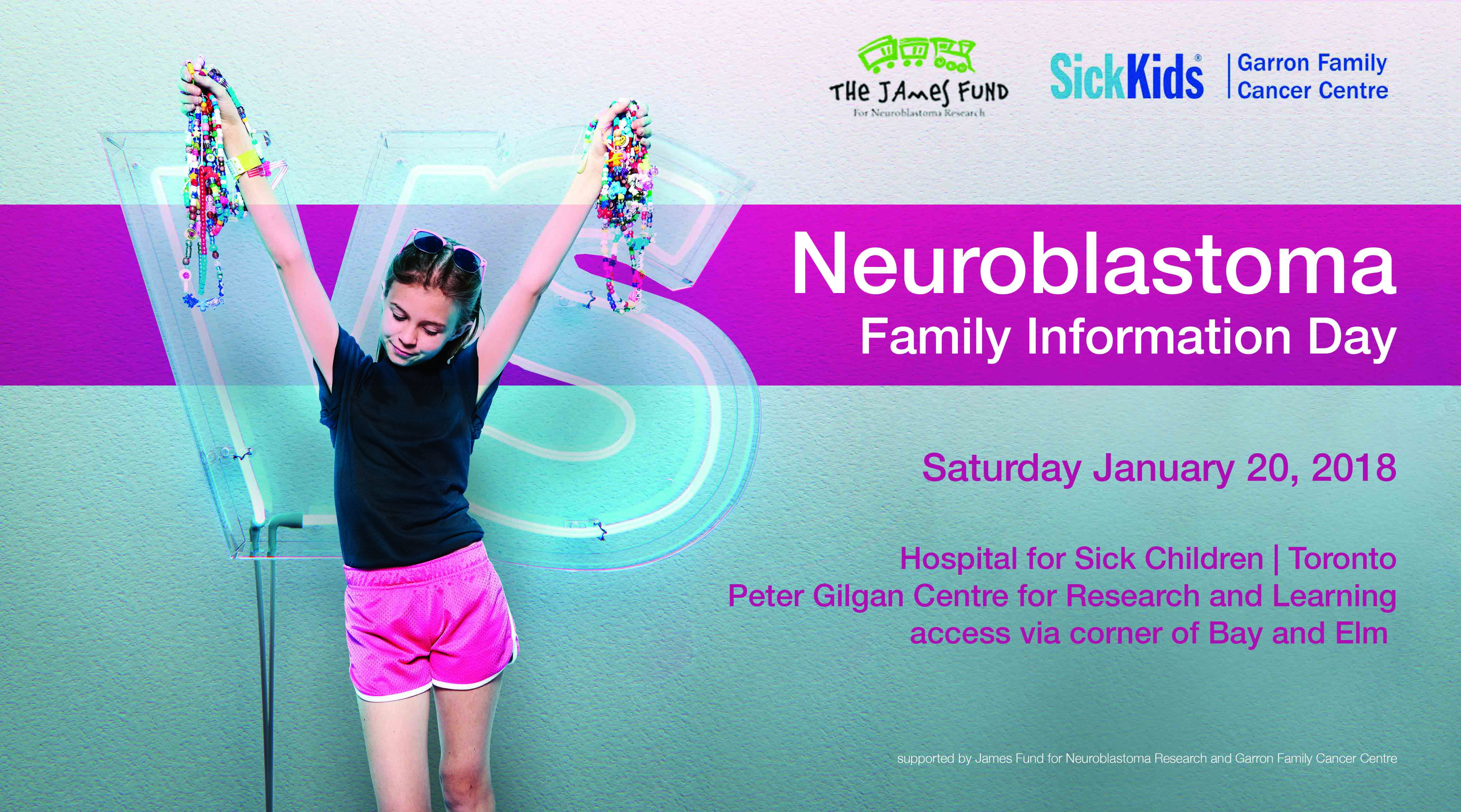 Neuroblastoma Family Information Day