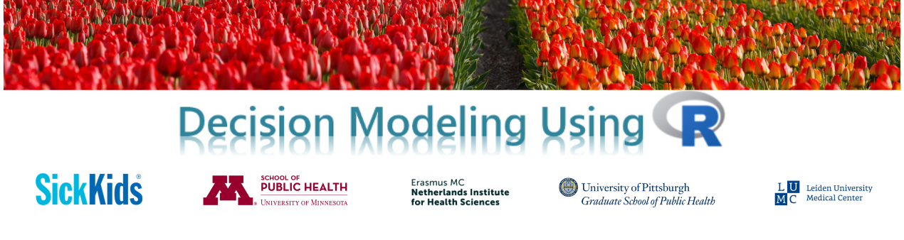 Decision Modeling Using R 2018 (Netherlands)
