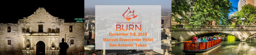 Southern Region Burn Conference 2019