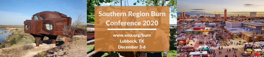 Southern Region Burn Conference 2020