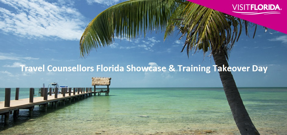 Travel Counsellors Florida Showcase & Training Takeover Day 2017
