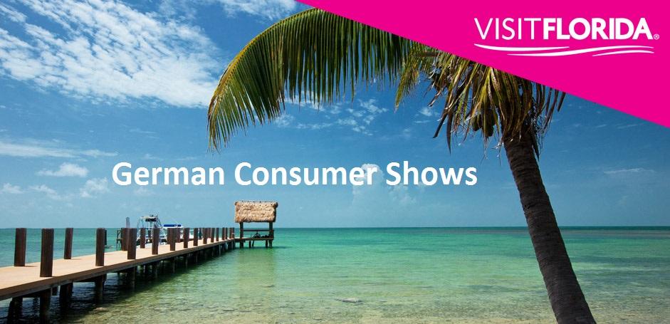 VISIT FLORIDA German Consumer Shows 2017