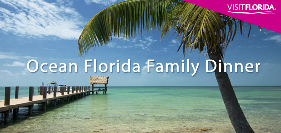Ocean Florida Family Dinner 2017