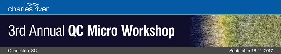 Microbial Risk Management: QC Microbiology Hands-on Workshop