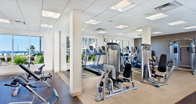 fitness center cape rey
