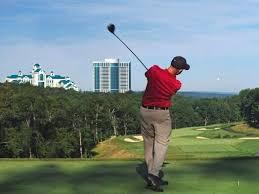 foxwoods golf