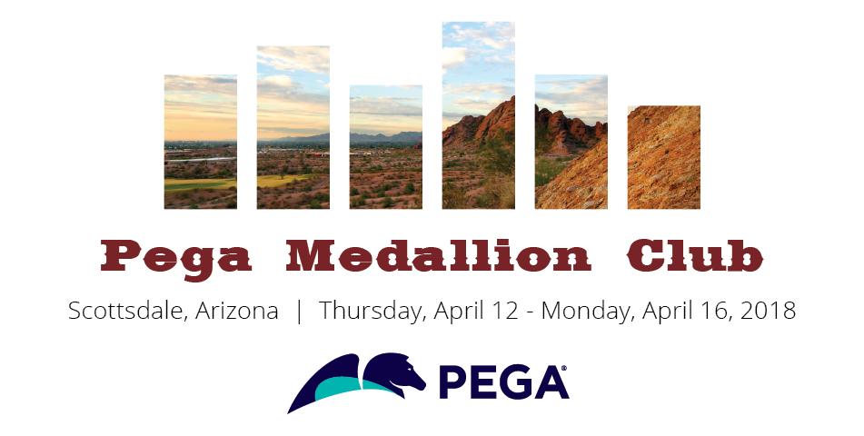 Pegasystems Medallion Club Trip 2018