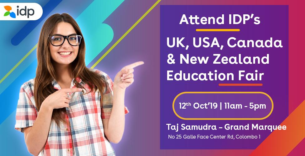 Study Abroad Education Fair-12October
