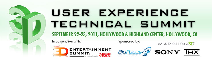 User Experience Technical Summit