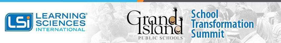 Grand Island School Transformation Summit