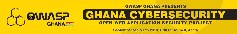 OWASP Ghana 2013