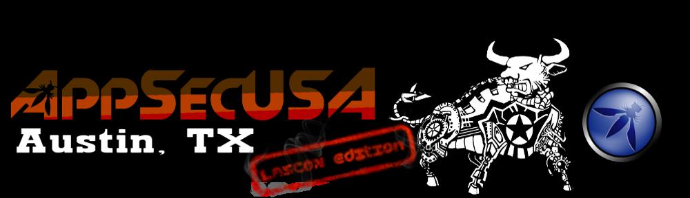 AppSec USA 2012 Banner