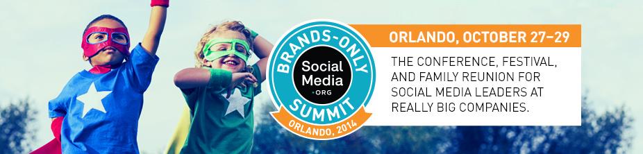 SocialMedia.org Brands-Only Summit