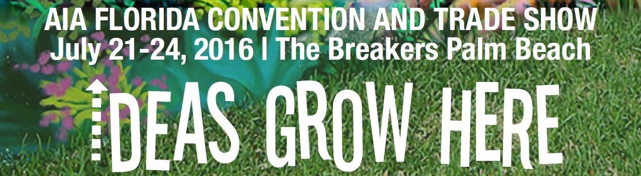 2016 AIA Florida Convention and Trade Show